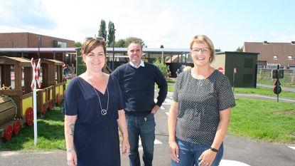 Directeur Stijn neemt afscheid van Vlinderdreef met nieuwbouw