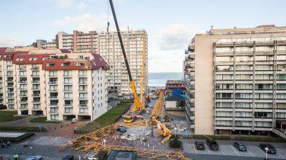 """Kraanfirma schuldig bevonden aan drama met torenkaan in Nieuwpoort: """"Niet zorgvuldig ingegrepen na eerdere problemen"""""""