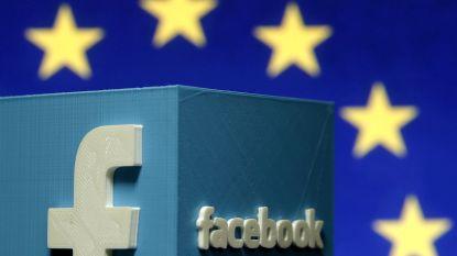 EU bevraagt burgers over techbedrijven als Facebook en Google
