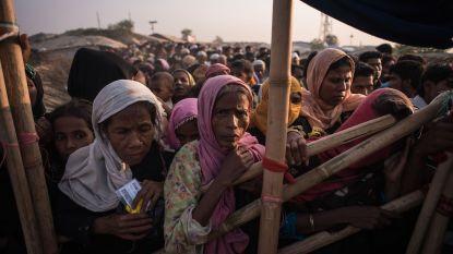"""VN-experte:""""Myanmar laat Rohingya bewust verhongeren"""""""