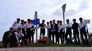 Triatlonvrienden herdenken verongelukte Romain Paredis
