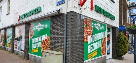 New York Pizza kan pas open in Kampen als 'lokale held' gevonden is