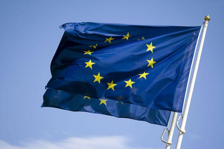 EU-leiders spreken over de toetreding van IJsland en de bankenheffing. (ANP) Beeld