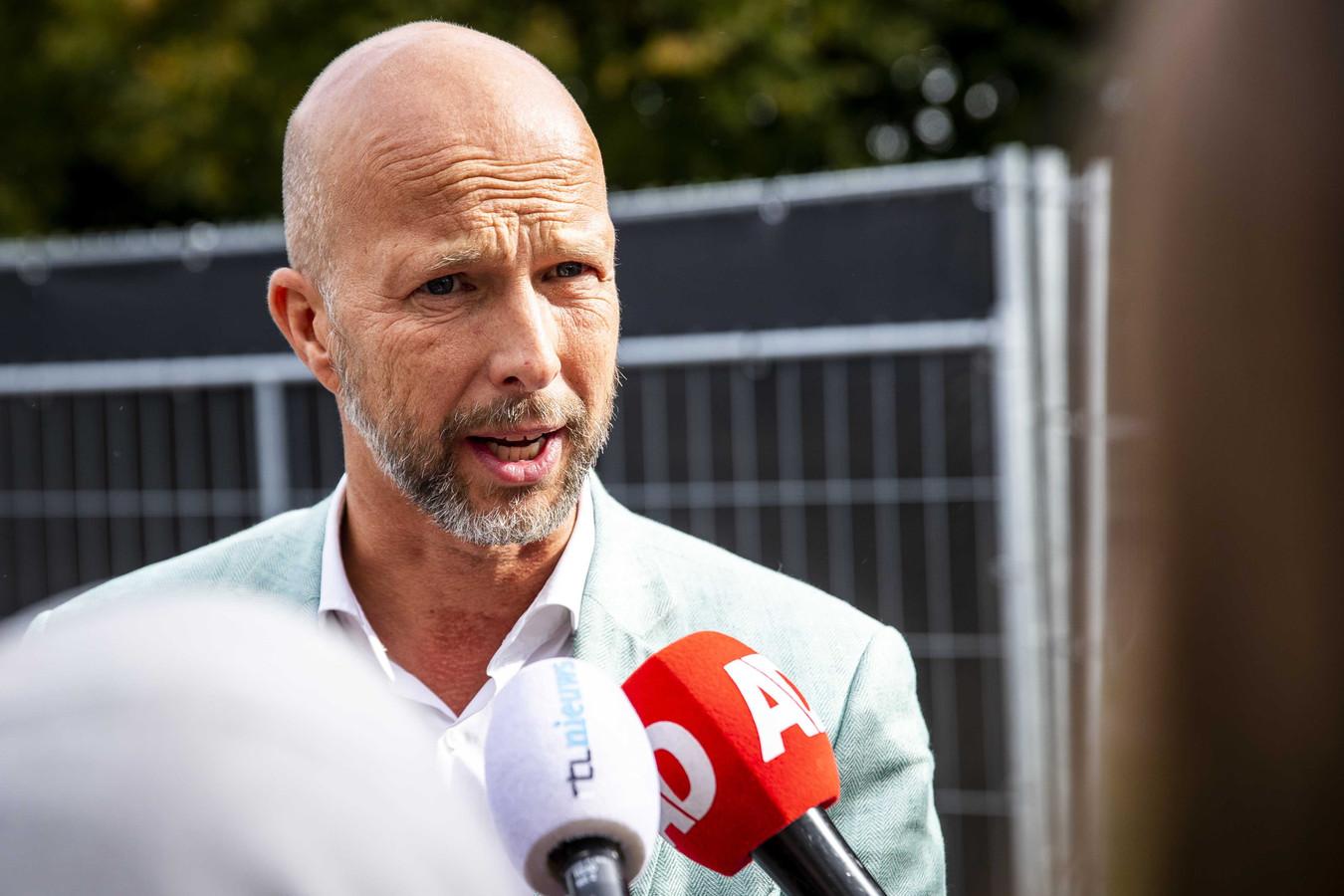 D66-Kamerlid Tjeerd de Groot.