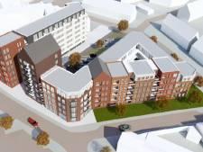 Zorgcentrum Gasthuis in Goes maakt plaats voor 132 nieuwe appartementen