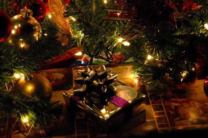 Kerstboom Met Wensen Van Kinderen Om Te Vervullen Delft Ad Nl