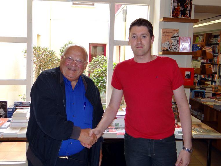 Met Jean-Luc Dehaene.
