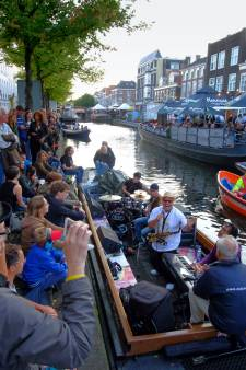 Mike Peterson op Jazz in de Gracht