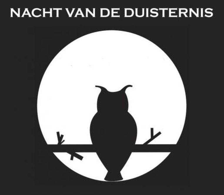 Ook Kluisbergen doet mee aan de Nacht van de duisternis.