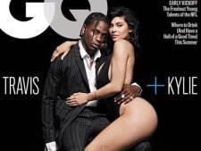 Eerste pikante duocover voor Kylie Jenner en vriend Travis Scott