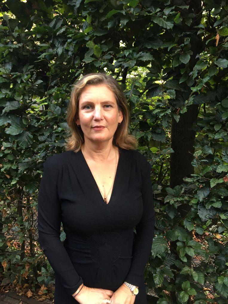 Evelien van Veen Beeld Privéfoto