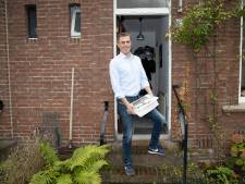 Niels (46) uit Nijmegen helpt liever mensen zonder baan dan dat hij zelf veel geld verdient