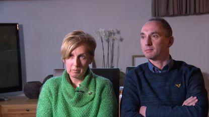 """Vader Merel na vrijlating doodrijder dochter: """"Ik denk dat nog altijd hetzelfde ongeval op dezelfde plaats kan gebeuren. Met dezelfde persoon."""""""