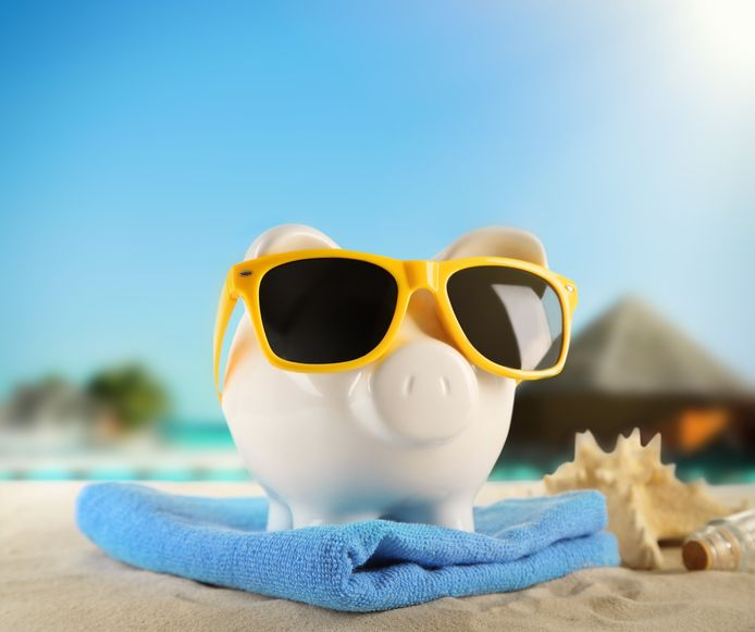 Het vakantiegeld is een extreem dik spaarvarken van 12 miljard euro dat de komende weken wordt geslacht.