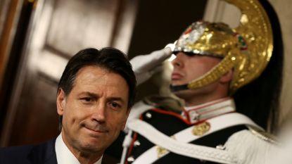 Dan toch witte rook in Italië: rechtenprofessor Conte wordt premier in regering tussen Lega en Vijfsterrenbeweging