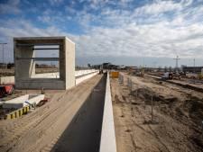 Operatie zand: werkzaamheden voor doortrekken Hoekse Lijn in volle gang