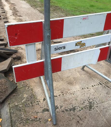 Kruispunt Nieuwstad Lochem twee weken afgesloten