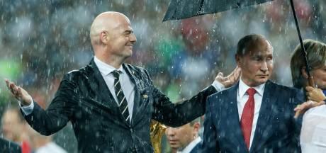 Corruptie uit nieuwe ethische code FIFA, omkoping na 10 jaar verjaard