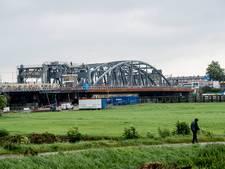Oude IJsselbrug in Zutphen ietsje eerder geopend