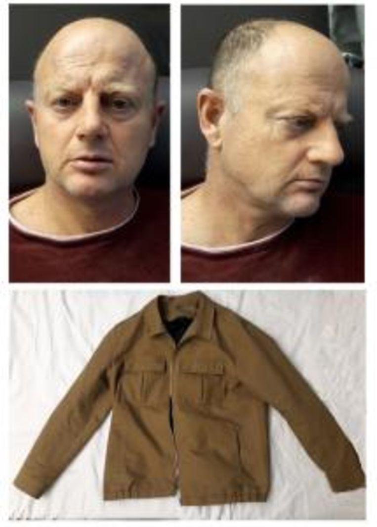 Politie en parket waren op zoek naar de identiteit van deze onbekende man.
