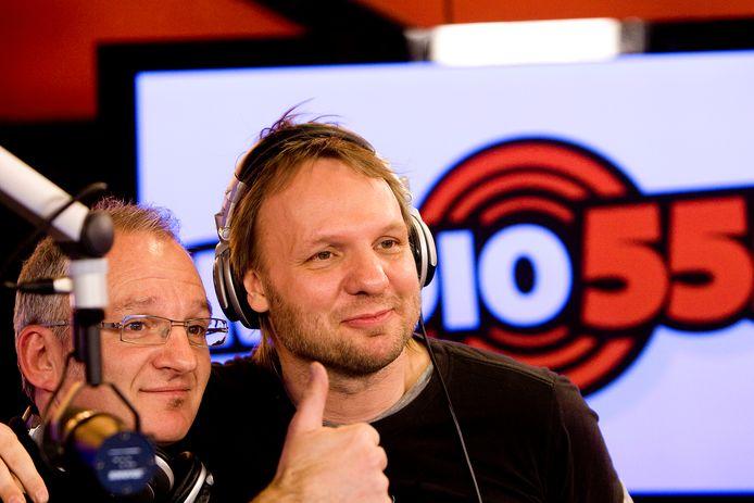 Het radioduo Rob Stenders en Jeroen van Inkel keert woensdag weer terug op Radio 5