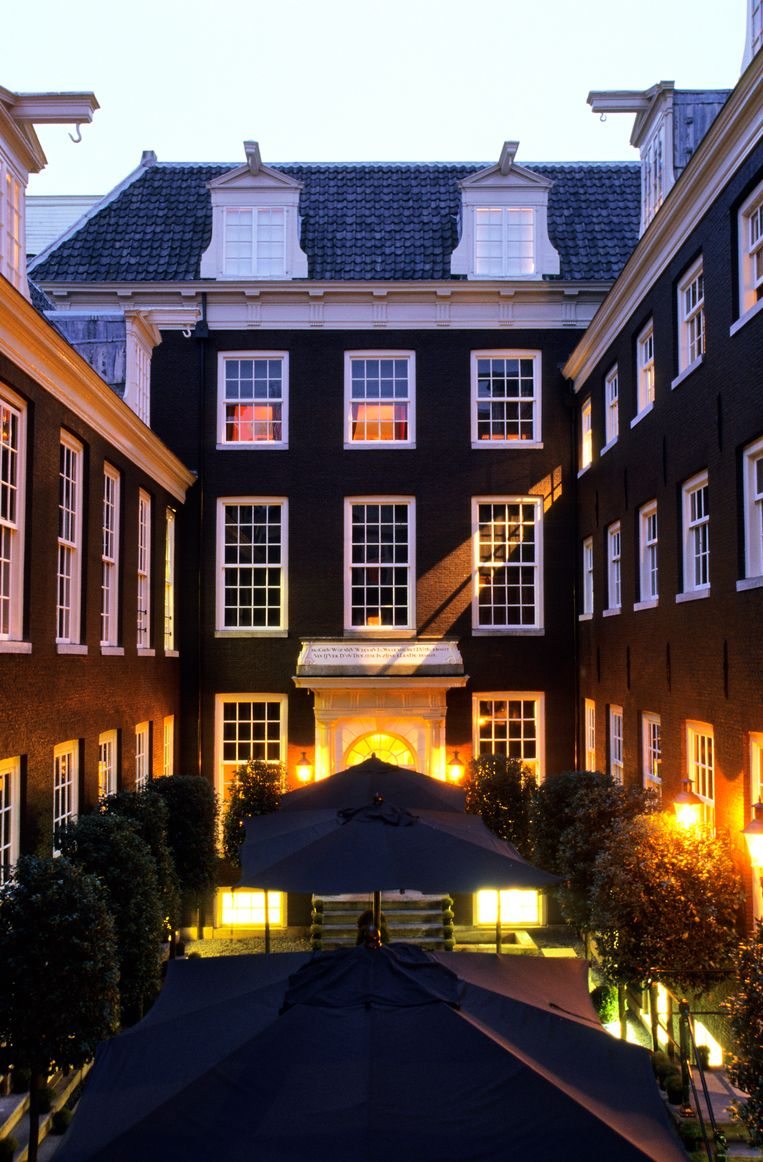 Hotel The Dylan in Amsterdam. Beeld HH