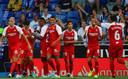Sevilla viert de 0-2.