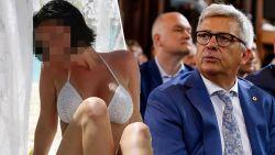 P-Magazine beschuldigt Vlaams parlementsvoorzitter Kris Van Dijck van fraude met escortmeisje