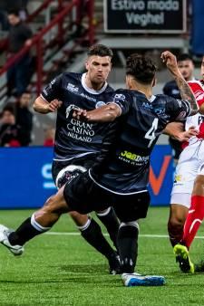 Oratmangoen genoot van de derby FC Den Bosch - TOP Oss: 'Het was mooi om te spelen'