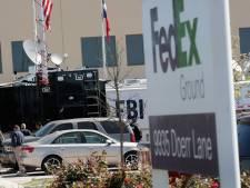 Seriebommenlegger Austin slaat opnieuw toe: vijfde pakketje ontploft