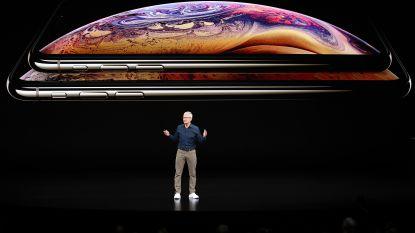 Dit zijn de prijzen van de drie nieuwe iPhones, waaronder de duurste ooit