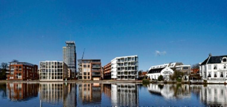 Mariastichting, Haarlem. Ontwerp: architectuurcentrale Thijs Asselbergs. ( FOTO: RENE DE WIT) Beeld
