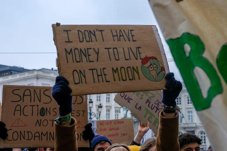 Zondag worden weer duizenden betogers in Brussel verwacht.