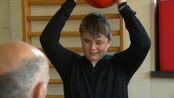 Joren (12) revalideert nog altijd een half jaar na fietsongeval