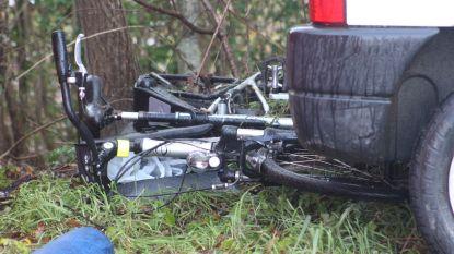 """Chauffeur vraagt vrijspraak voor dodelijk ongeval met fietser (60) in Beernem: """"Compleet verrast door ijsplek"""""""