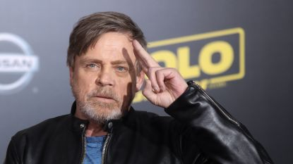 """Mark Hamill over de veiligheidsmaatregelen op de 'Star Wars'-set: """"Net als bij de CIA"""""""