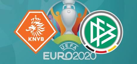 Nederland gaat als favoriet kraker tegen Duitsland in