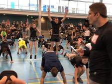 Je met Rico Verhoeven in het zweet 'kicken' in Eindhoven