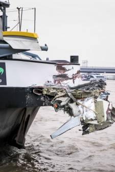 Steeds meer ongelukken met schepen in de regio, meeste rond Nijmegen