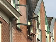 Brand in binnenstad Deventer mede dankzij bewoonster snel geblust