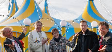 'Hooggeëerd publiek!': hier kijkt half Etten-Leur straks naar het Kerstcircus