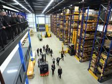 Megamagazijn in Woensdrecht  is 'vierde grote klapper' door JSF