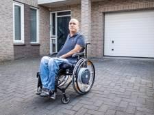 Brutale dieven roven huis van Kevin uit Oss leeg en vertrekken in zijn rolstoelbus: 'Ze hebben me gedrogeerd'