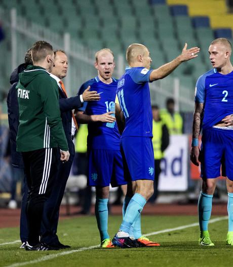 WK ver weg voor onthutsend Oranje na afgang in Bulgarije