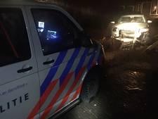 Politie schiet tijdens achtervolging door Nijmegen en Ewijk