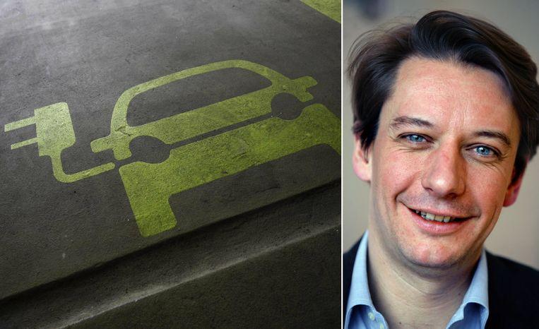 CEO Jean-Louis Van Marcke
