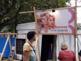 Op de Boulevard: Wedloop in een tentje