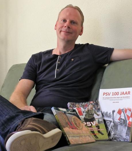 PSV-cijfers fascineren schrijver Jan Schepers al vanaf zijn zesde