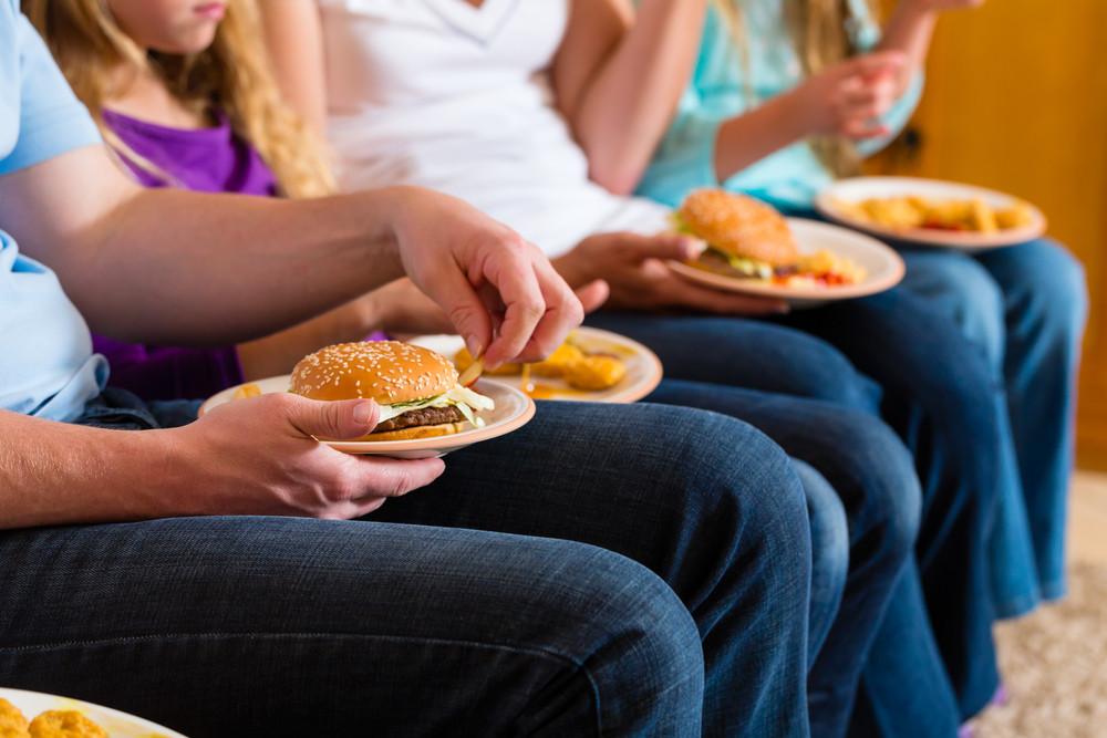 Vier van de tien ouders geven aan liever geen maaltijden te willen bestellen omdat ze die ongezond vinden.