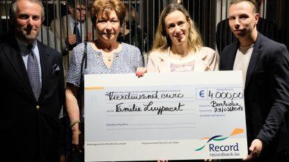 17.000 euro naar goede doelen